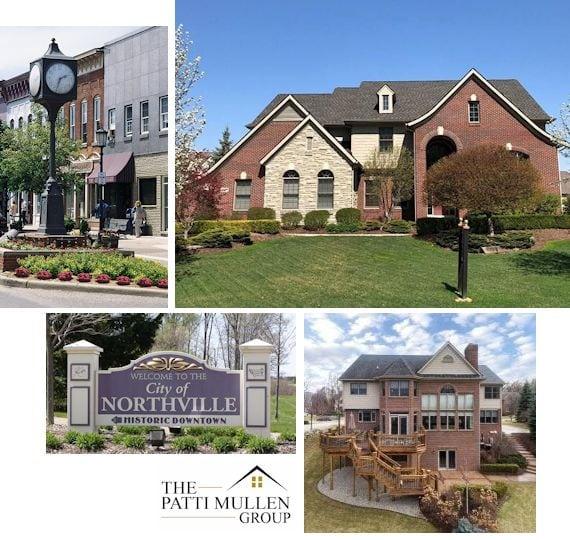 NorthvilleRealtors-The Patti Mullen Group